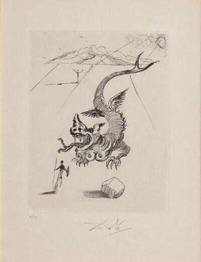 Salvador Dalí, 'Untitled'