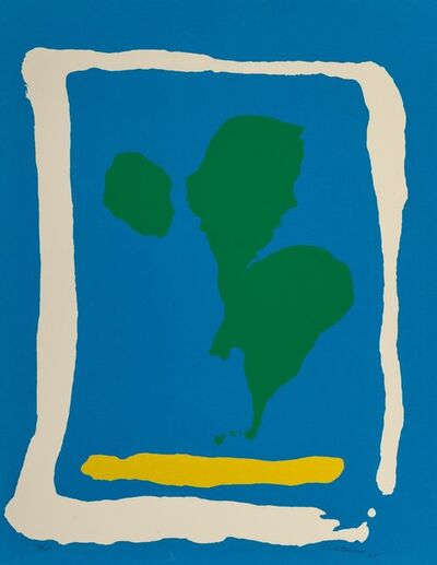 Helen Frankenthaler, 'Air Frame, from the New York Ten portfolio', 1965