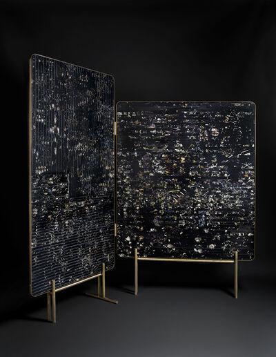 Marcin Rusak, 'Flora Screen', 2015