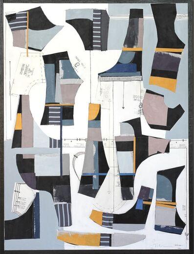Susan Washington, 'Deconstructed No. 1 (Framed)', 2016