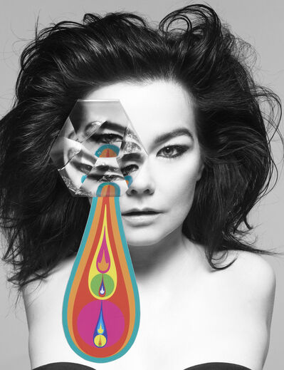 Inez & Vinoodh, 'Björk - Interview Magazine', 2009