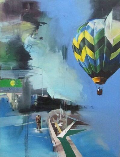 Chloe Early, 'Hot Air Balloon', 2008