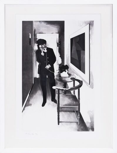 Richard Hamilton, 'Dedicated Follower of Fashion', 1980