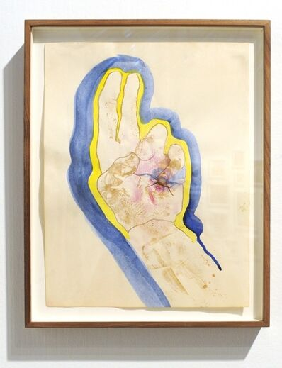 Rebecca Ripple, 'Rubber Glove of Christ 1', 2008