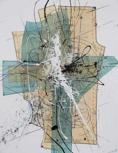 Étienne Gélinas, 'Composition 173', 2015
