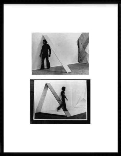 """Genilson Soares, 'Documentação da instalação """"Uma Prancha Encostada na Parede"""" apresentada na XII Bienal Internacional de São Paulo, São Paulo, Brasil', 1973"""