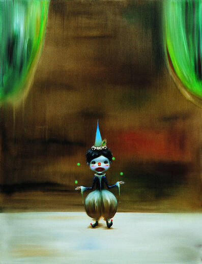 Chen Ke 陈可, 'Little clown', 2015