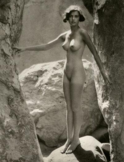 Forman Hanna, 'Canyon Girl ', 1925