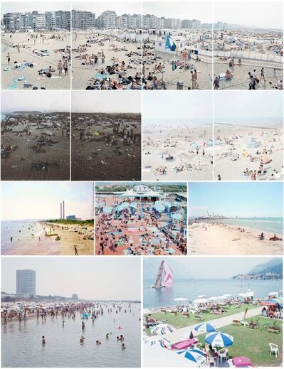 Massimo Vitali, 'Landscapes with figures (13)', Unknown