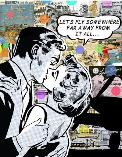 Nelson De La Nuez, 'Nelson De La Nuez, Let's Fly Away New ', 2018