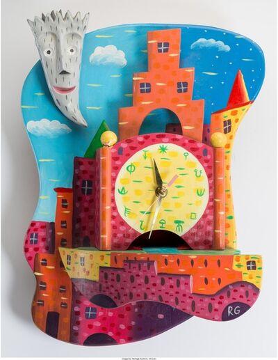 Rodney Alan Greenblat, 'Magic Clock', 1985