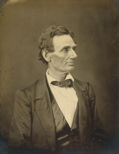Alexander Hesler, 'Portrait of Abraham Lincoln'