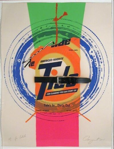 James Rosenquist, 'For Artists', 1975