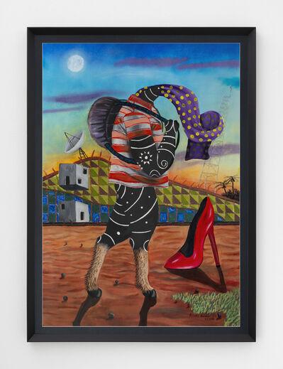 Kelechi Nwaneri, 'A Broken Place', 2020