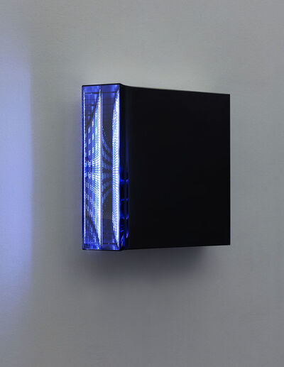 Hans Kotter, 'Light Code', 2015/16