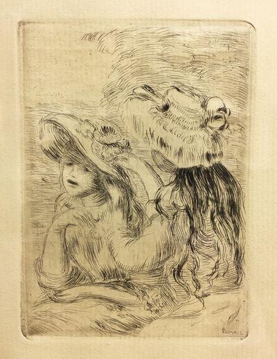 Pierre-Auguste Renoir, 'Le Chapeau Epingle'