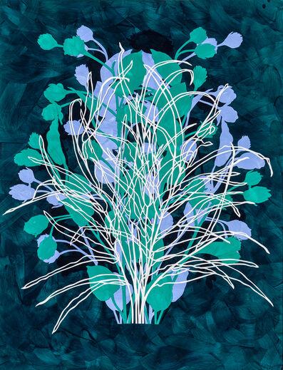 Jill Grimes, 'Botanic Construction V', 2018