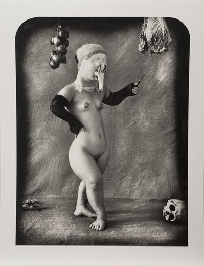 Joel-Peter Witkin, 'Dwarf from Naples', 2006