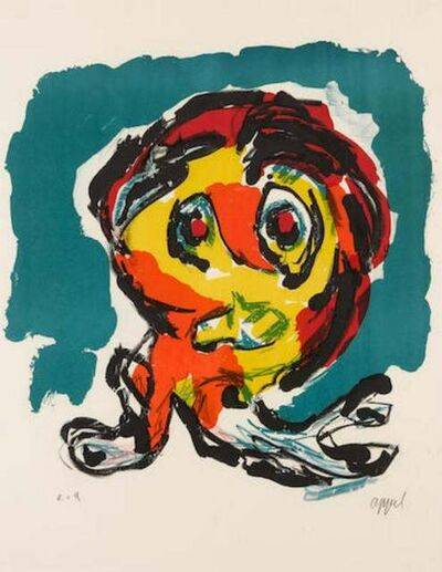Karel Appel, 'Untitled', 1966