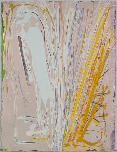 Dan Christensen, 'Spark', 1983