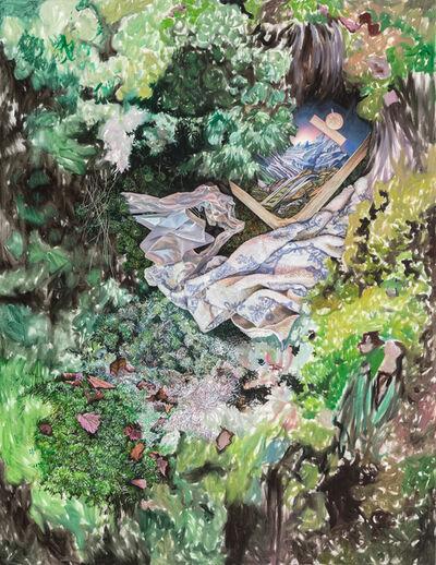 Deborah Poynton, 'On the Darkening Green 2', 2018