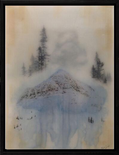 Brooks Salzwedel, 'Blue Mtn II', 2018