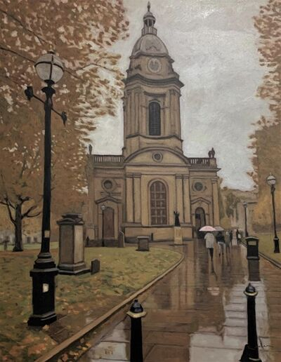 Reuben Colley, 'St Philip's Cathedral', 2020