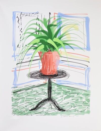 David Hockney, 'Untitled, 468, Art Edition C', 2010