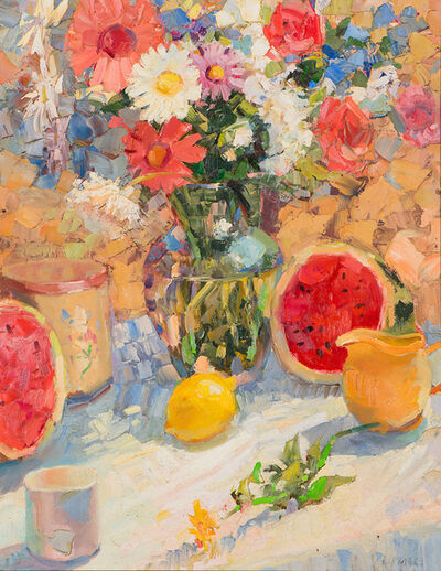 Robert Moore, 'Untitled (Still Life with Lemon and Watermelon)', 20th/21st Century