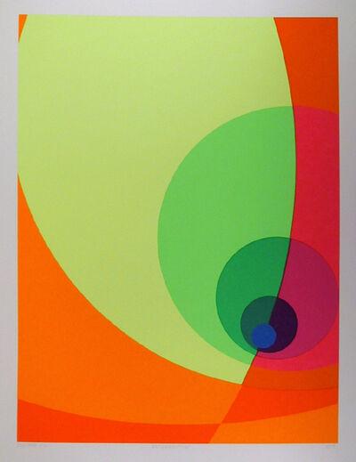 Herbert Aach, 'Split Infinity #14BS', 1980