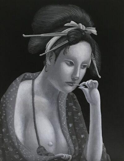 Hirofumi Takemoto, 'Kashi ', 2019
