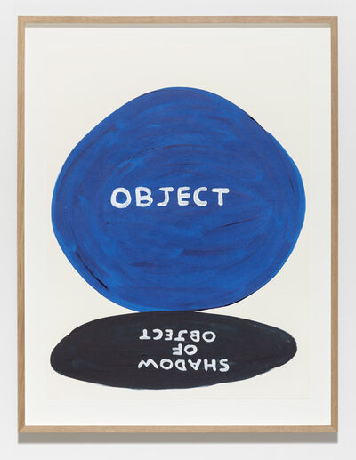 David Shrigley, 'Untitled (Object)', 2019