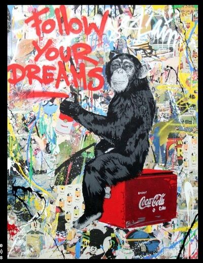 Mr. Brainwash, 'EVERYDAY LIFE', 2015