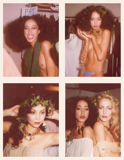 Antonio Lopez, 'Before the Yves St. Laurent Show. November', 1977