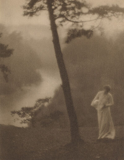 Clarence H. White, 'Morning', ca. 1905
