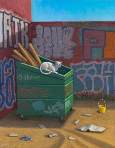 Vonn Cummings Sumner, 'Dumpster Cat', 2019-2020