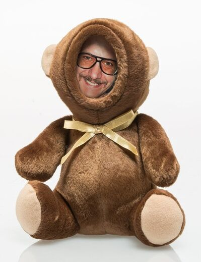 Terry Richardson, 'Terry Bear', 2004
