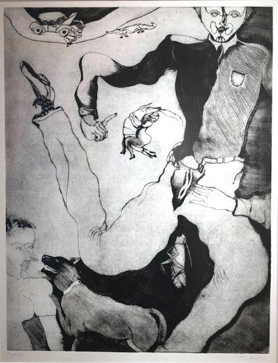 Francisco Toledo, 'Auto Accident', 1971