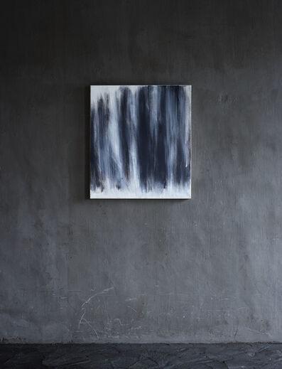 Raimund Girke, 'Auflösung und Verdichtung', 1996