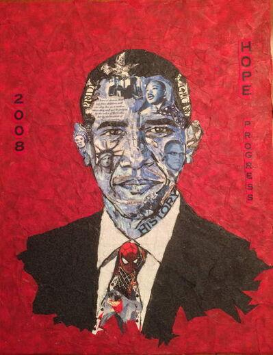 Mihira Karra, 'Obama', 2017