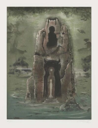 Leonora Carrington, 'The Memory Tower', 1995