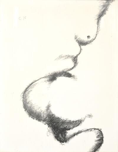 Robert Couturier, 'Torse En Diagonale', 1976