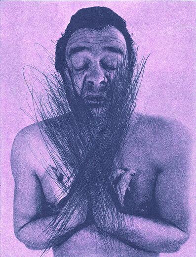 Arnulf Rainer, 'Bode Pose II', 1971-1975