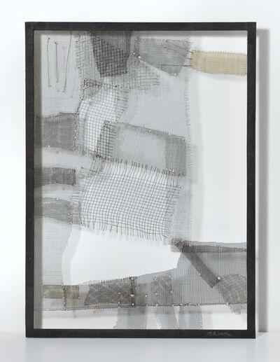 Manuel Rivera, 'Composición 8', 1957