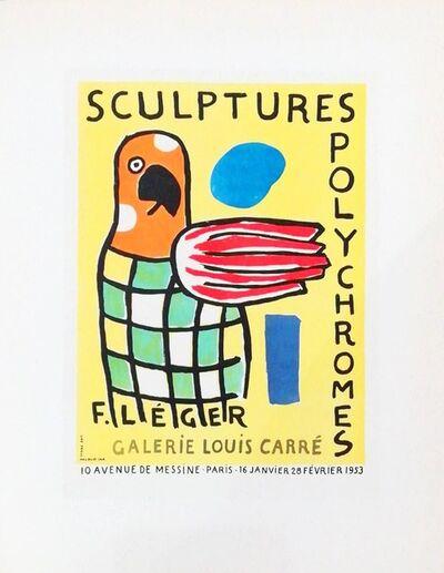 Fernand Léger, 'Sculptures Polychromes', ca. 1959