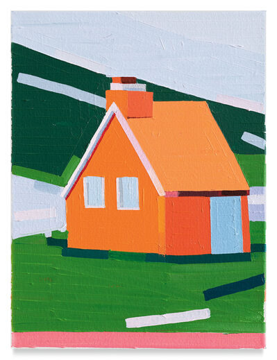 Guy Yanai, 'Orange House', 2019