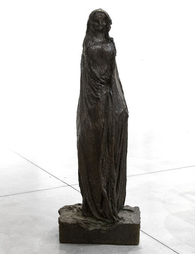 George Condo, 'Mycenaean Goddess', 1990