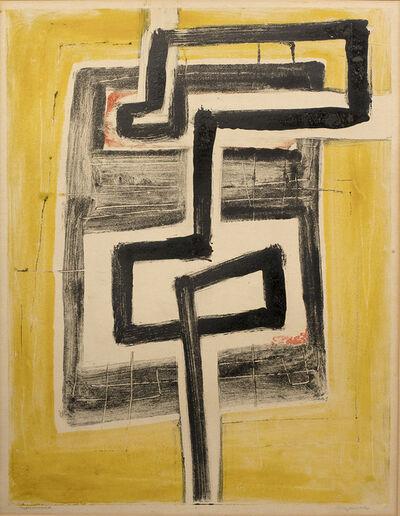 Jorge Lezama, 'Monocopia', 1953