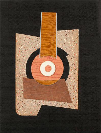 Carmelo Arden Quin, 'Collage', 1958