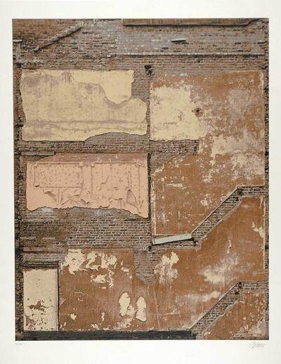 Gerd Winner, 'Mince Wall', 1978